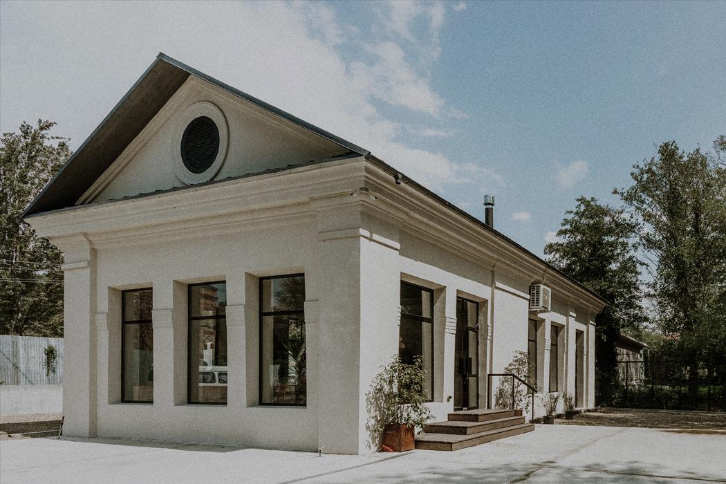 «Дом варенья» — флагман дизайн-прогресса в Лазаревском районе. Как бывший склад превратился в рекреационный комплекс