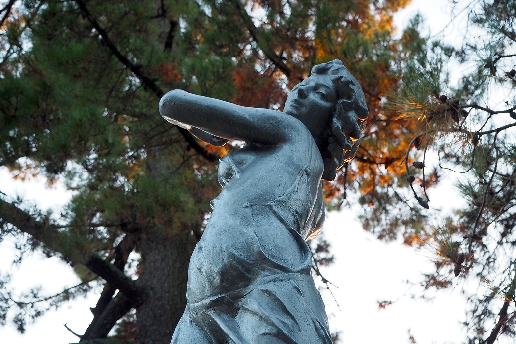 Скульптура Танцовщица