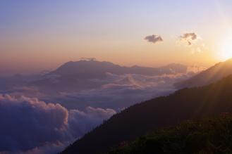 Горы Сочи