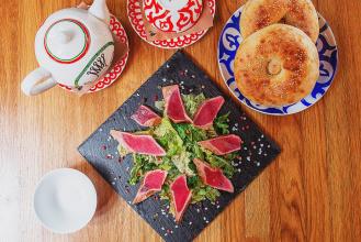 Салат с тунцом рецепт как приготовить