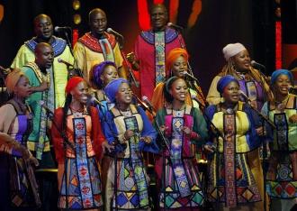 Всемирные хоровые игры