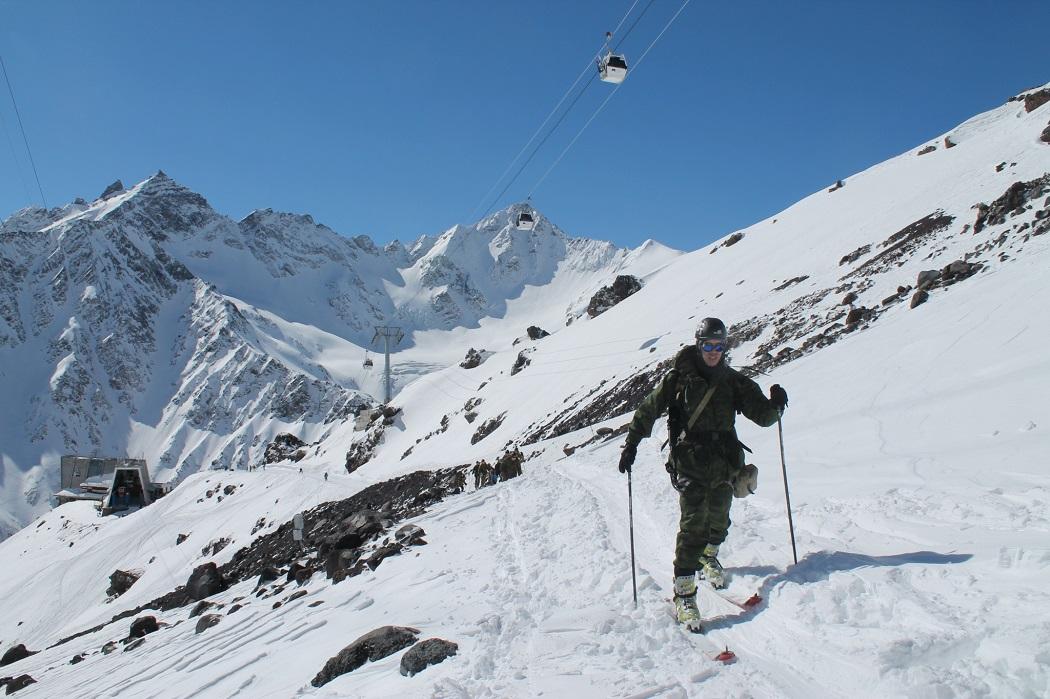 Ски-альпинизм Роза Хутор Сочи